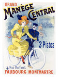Grande Manege Central Giclee Print by Lucien Baylac