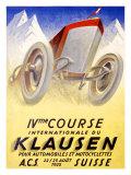 Klausen Giclee Print by Karl Bickel