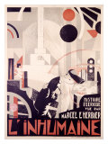L&#39;Inhumaine Giclee Print by Bourgeois 