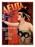 Aelita Giclee Print by Paul Grasnick