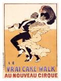 Le Vrai Cake Walk Giclee Print