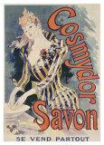 Cosmydor Savon Giclee Print by Jules Chéret