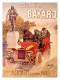 Autos Bayard Giclee Print by Hugo D'Alesi