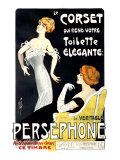Persephone Corset Giclee Print by  Misti