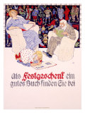 Festgeschenk Giclee Print by Burkhard Mangold