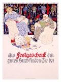 Festgeschenk Giclee Print by Burkhard Mangold