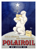 Polairoil Giclee Print by  Mich (Michel Liebeaux)