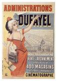 Dufayel Giclee Print by  PAL (Jean de Paleologue)