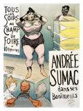 Andree Sumac Giclee Print by Henri Gabriel Ibels