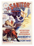 Le Sanitor Giclee Print by René Péan
