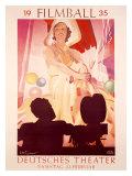 Filmball, c.1935 Giclee Print by Julius U. Engelhard