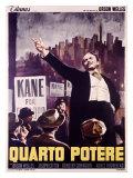 Citizen Kane (Italian Release) Digitálně vytištěná reprodukce