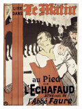 Le Matin au Pied de l'Echafaud Giclee Print