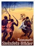 Sammelt Steinfels-Bilder Lámina giclée por Otto Baumberger