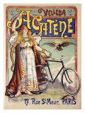 Acatene Giclee Print