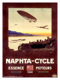 Naphta Cycle Giclee Print by Walter Thor