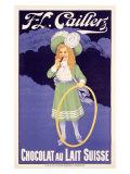 F.J. Cailler's Chocolat Giclee Print
