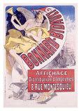 Bonnard Giclee Print by Jules Chéret