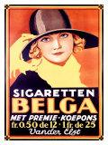 Belga Giclee-trykk av Leo Marfurt