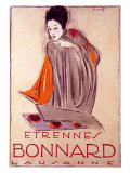 Bonnard Giclee Print by Charles Loupot