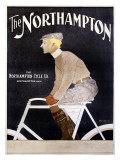 Bicicletas Northhampton Lámina giclée