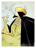 Job Papier and Cigarettes Giclee Print by  Atche