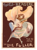 La Loie Fuller Giclee Print by PAL (Jean de Paleologue) 