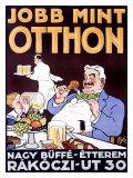 Jobb Mint Otthon Giclee Print by Dezso Ber
