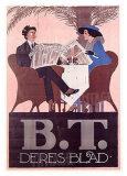 B.T. Deres Blad Giclee Print