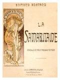 La Samaritaine Giclee Print by Alphonse Mucha