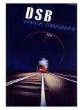 DSB Giclee Print by  Ramussen