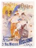 Theatre de l'Opera Giclée-Druck von  PAL (Jean de Paleologue)