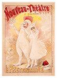 Art Nouveau Theatre Giclee Print by Henri Gray