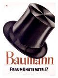 Baumann Giclee Print by Otto Baumberger