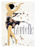 Lyonnelle Giclee Print by Georges Barbier