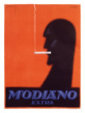 Modiano Reproduction proc&#233;d&#233; gicl&#233;e par Aladar Richter