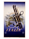 Italy, 1935 Giclee Print by Adolphe Mouron Cassandre