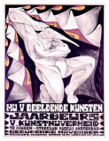 Jaaerbeurs u. Kunstnuverheld Giclee Print by Wynman 