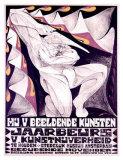 Jaaerbeurs u. Kunstnuverheld Giclee Print by  Wynman