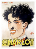 Charlot Giclee Print by Leymarie 