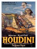 Houdini Giclée-tryk