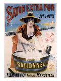 Savon Exta Pur Giclee Print by PAL (Jean de Paleologue) 