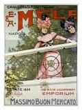 E&A Mele, Massimo Boun Mercato Giclee Print