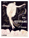 Bal des Petits Lits Blancs Giclee Print by Charles Gesmar