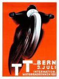 T.T. von Bern, ca. 1938 Stampa giclée di Ernst Ruprecht