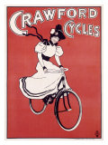 Crawford Cycles Giclee Print