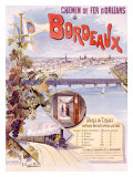 Bordeaux Giclee Print by Hugo D&#39;Alesi
