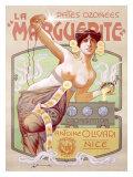 La Pates Ozon Marguerite Giclee Print by  Simonetti
