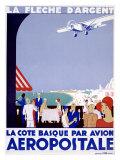 Aeropostale Giclee Print