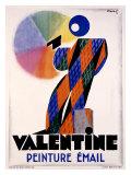 Valentine Giclee Print